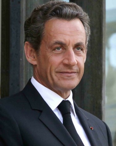 Nicolas Sarkozy. Crédito: Thinking Heads.
