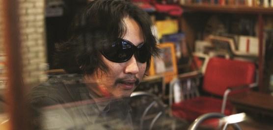 O romancista e contista Park Min Gyu. Crédito: koreanliteraturenow.com