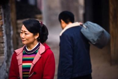 A atriz Tao Zhao. Crédito: IMDb.