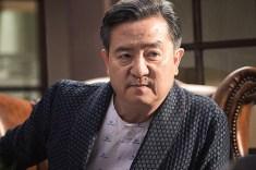 Song Young Chang vive o presidente do conglomerado e pai de Jo. Crédito: IMDb.