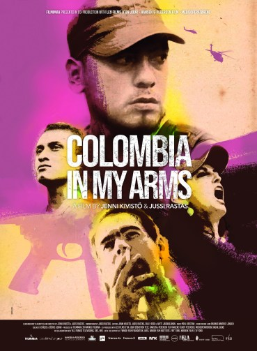 Cartaz #01 - Colombia in My Arms - cred Philippe Laurent