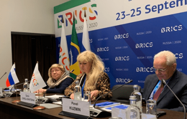 Crédito: Fórum Civil do BRICS 2020.
