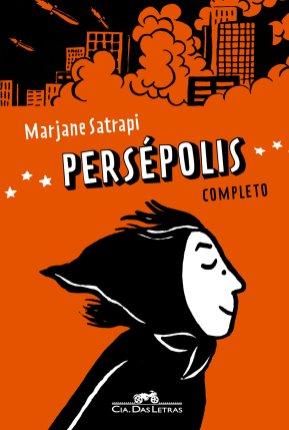 """""""Persépolis"""" (2000), de Marjane Satrapi. Crédito: divulgação."""