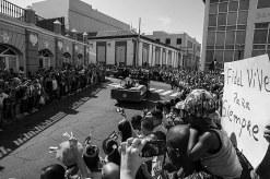 Ao todo foram 900 quilômetros percorridos desde Havana até Santiago, cidade onde descansarão as cinzas ao lado do seu mentor, José Martí. Crédito: Leandro Taques/Brasil de Fato.