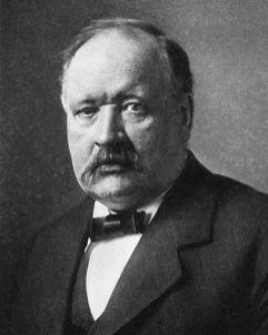 Svante Arrhenius. Credit: Wikipedia.