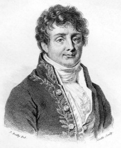 Jean Baptiste Joseph Fourier. Credit: Wikipedia.