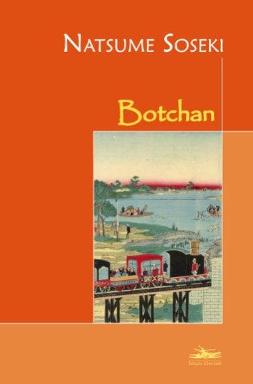"""""""Botchan"""" (1908), de Natsume Sôseki. Crédito: Estação Lliberdade."""