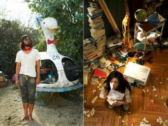 """""""Castaway on the Moon"""", dirigido porLee Hae Jun, lançado em 2009. Crédito: divulgação."""