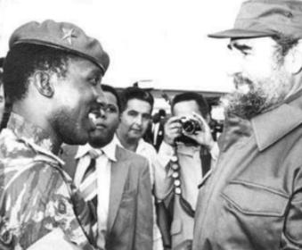 Sankara, Fidel, Cuba, Burkina Faso, No alineados
