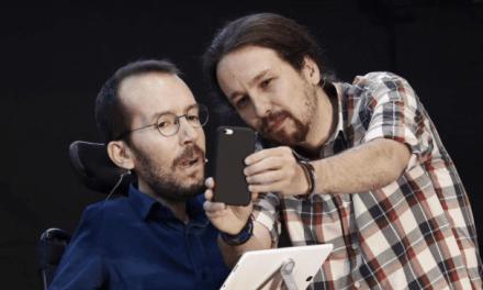 Los innegables de Venezuela y Pablo Echenique.