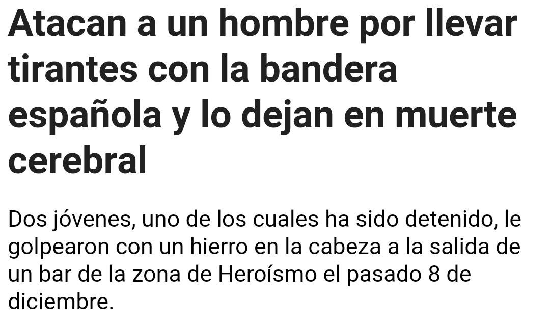 El País y El Heraldo y la máquina de fango contra el antifascismo.