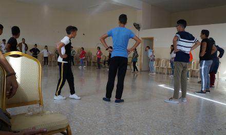 """Documental sobre la experiencia de La Brigada de La Aceituna: """"9 días en Palestina""""."""