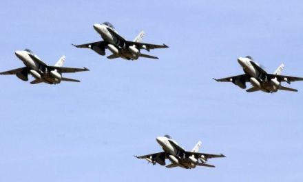 La Coalición liderada por EEUU ataca al Ejército Sirio.