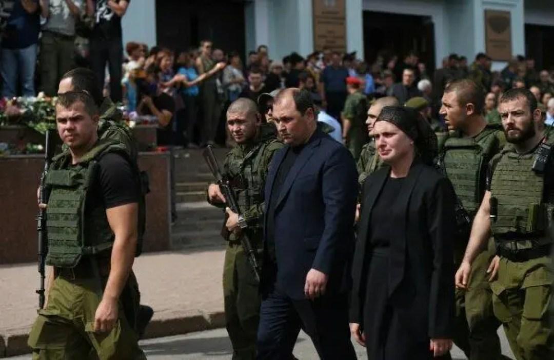 Elecciones Donetsk