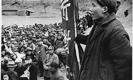 Larga marcha: Caminar revolucionario sobre Cinco Cordilleras.