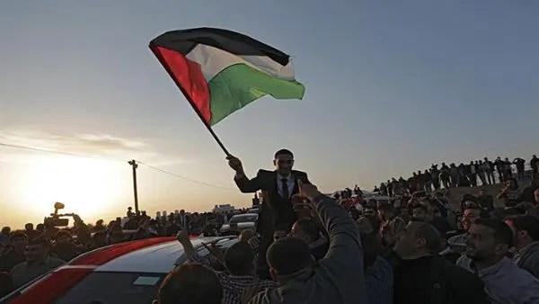Ahmed Abu Habel, de 15 años, asesinado ayer por la fuerzas de ocupación.