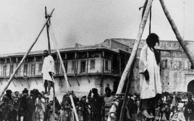 24 de abril, aniversario del inicio del genocidio armenio