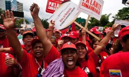 Mujeres Venezolanas: nuevo objetivo de la propaganda del imperialismo