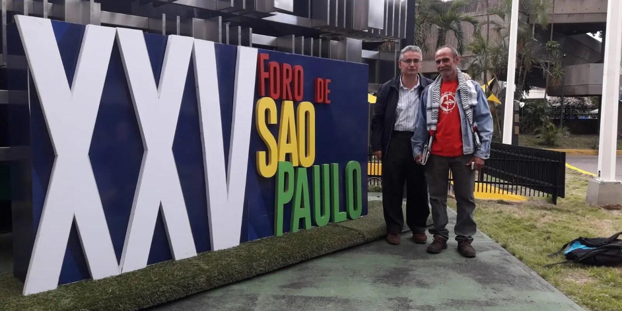 """Crónica del 25 de Julio:""""La geopolítica marca el éxito del Foro de Sao Paulo"""""""