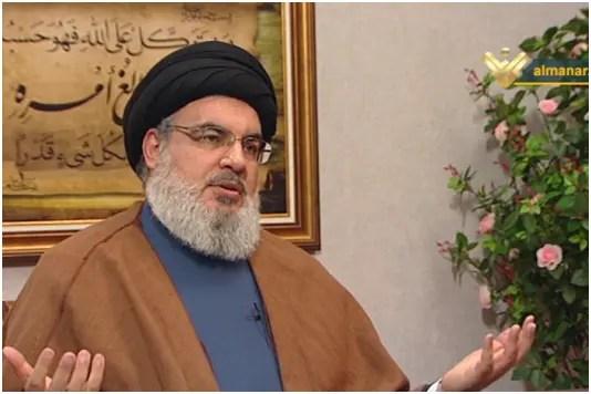 """Sayyed Nasralá: """"Una guerra contra Irán sería destructiva para todos, en especial para Israel"""""""