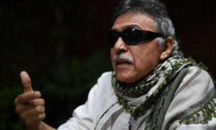 Entrevista a Jesús Santrich, comandante de las FARC-EP, Segunda Marquetalia