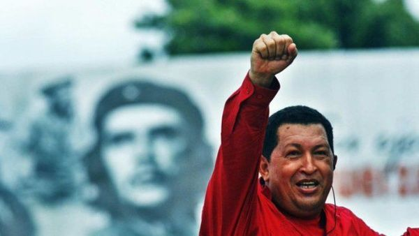 La Apasionante Historia del Comandante Hugo Chávez