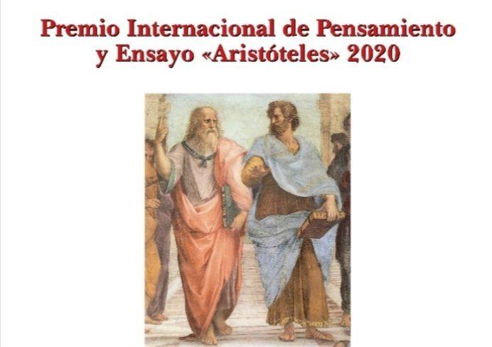 """Carlos Midence recibe el premio """"Aristóteles"""" 2020"""