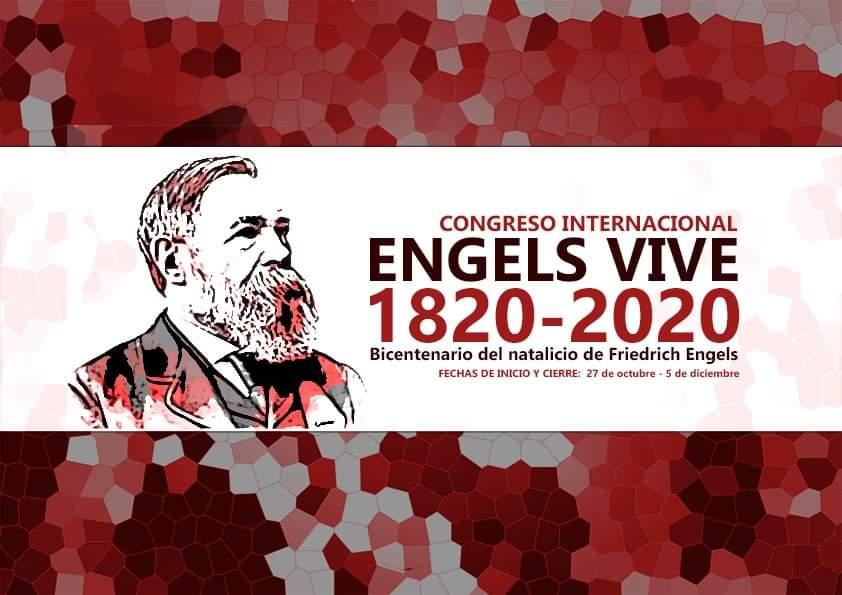 Bicentenario del nacimiento de Friedrich Engels