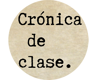 Crónica de Clase