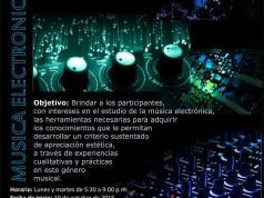Diplomado en Música Electrónica