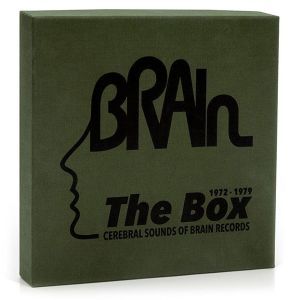 The Brain Box: Cerebral Sounds of Brain Records 1972-1979