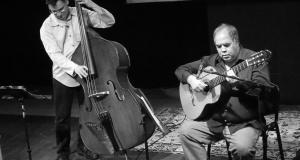 Aquiles Báez y Roberto Koch