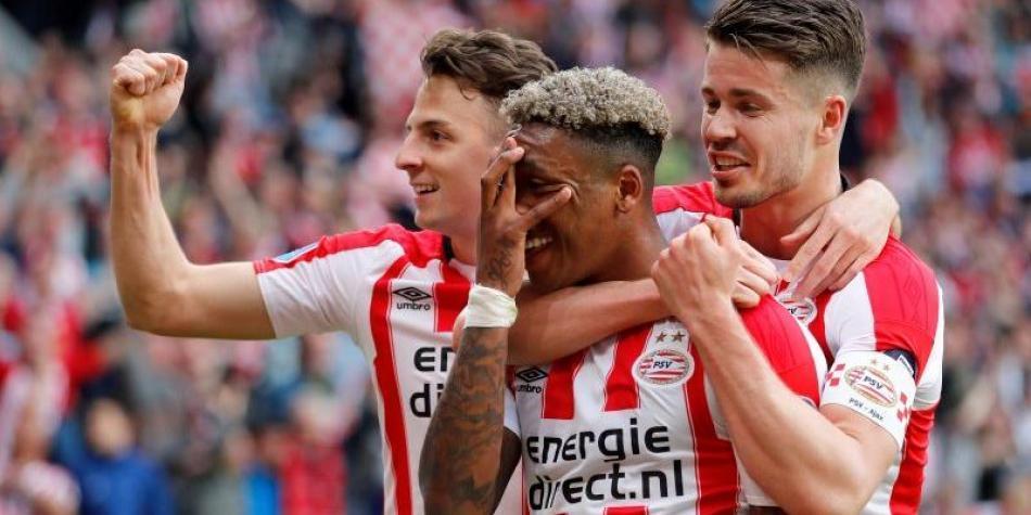 Santiago Arias conquistó su quinta copa con PSV: ¡Es campeón de Liga!