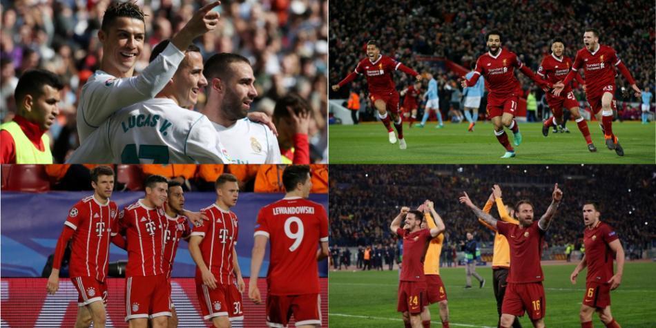 ¡Bayern Múnich vs. Real Madrid!: la gran semifinal de Champions League