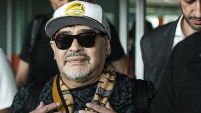 Diego Maradona y una contundente declaración sobre el tema drogas