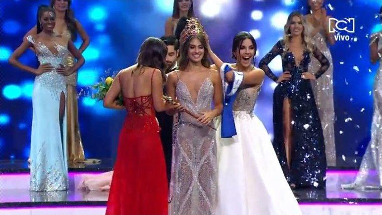 VALLE NUEVA MISS COLOMBIA 2018