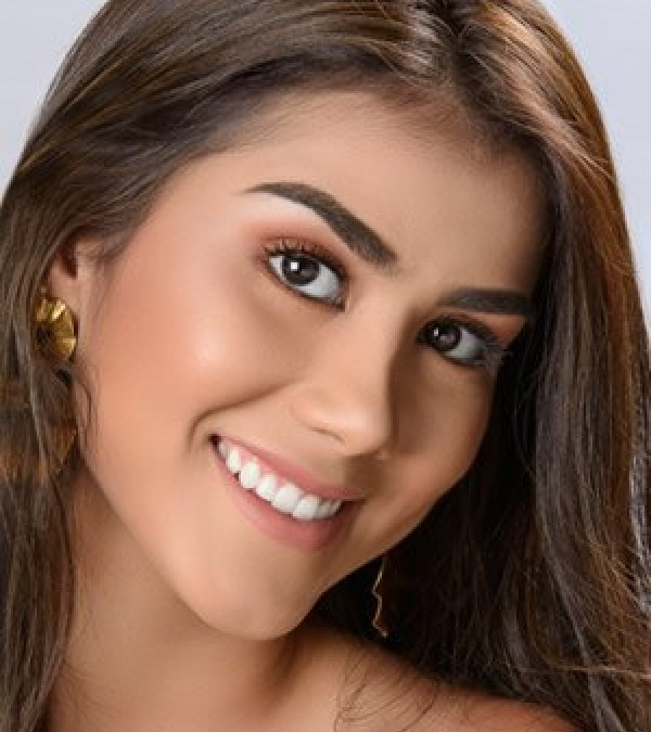 SEÑORITA QUINDÍO: Valentina Arbeláez Camelo
