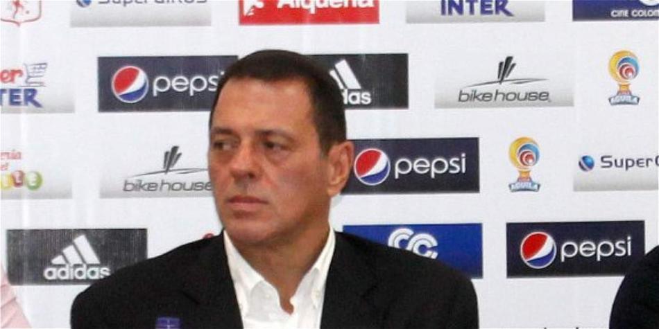 'Todos los equipos del fútbol colombiano están quebrados': Tulio Gómez