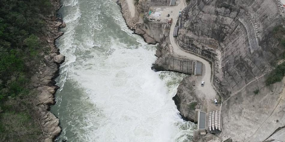 Cierre de compuerta de Hidroituango bajará caudal del Cauca a un 20 %