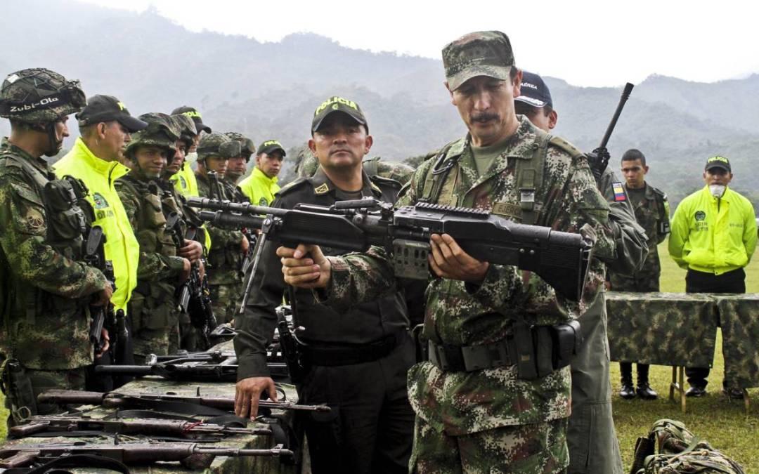 El jefe del Ejército de Colombia dirigió una brigada acusada de matar a civiles