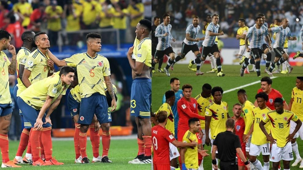 Los penales, una maldición para Colombia