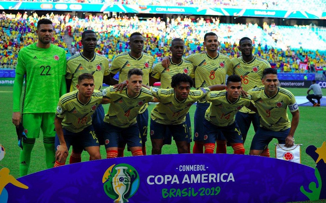 COLOMBIA: 9 DE 9 EN COPA AMÉRICA