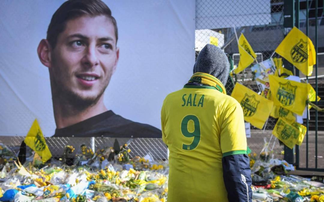 La policía británica arresta a un sospechoso relacionado con la muerte del futbolista Emiliano Sala