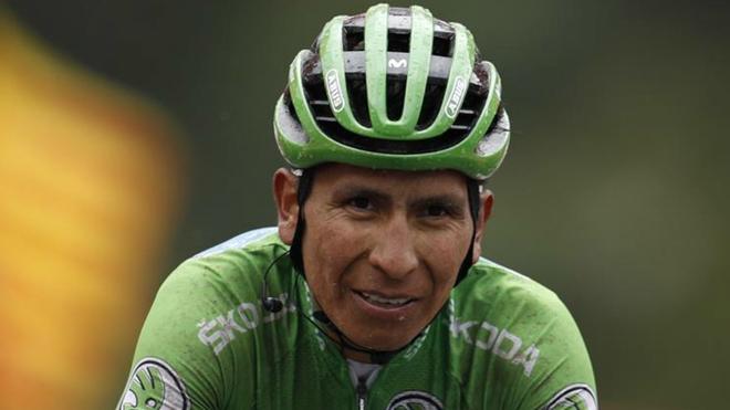 Nairo Quintana arremete contra el Movistar: «Estaba buscando un equipo en el que fuera feliz»