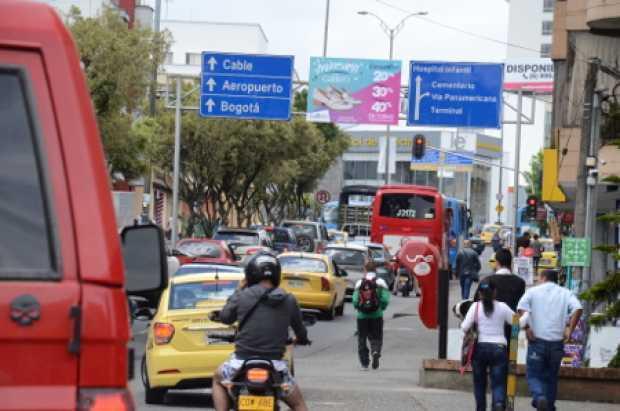 Se mantienen las tarifas para buses y aumentan las de taxis en Manizales