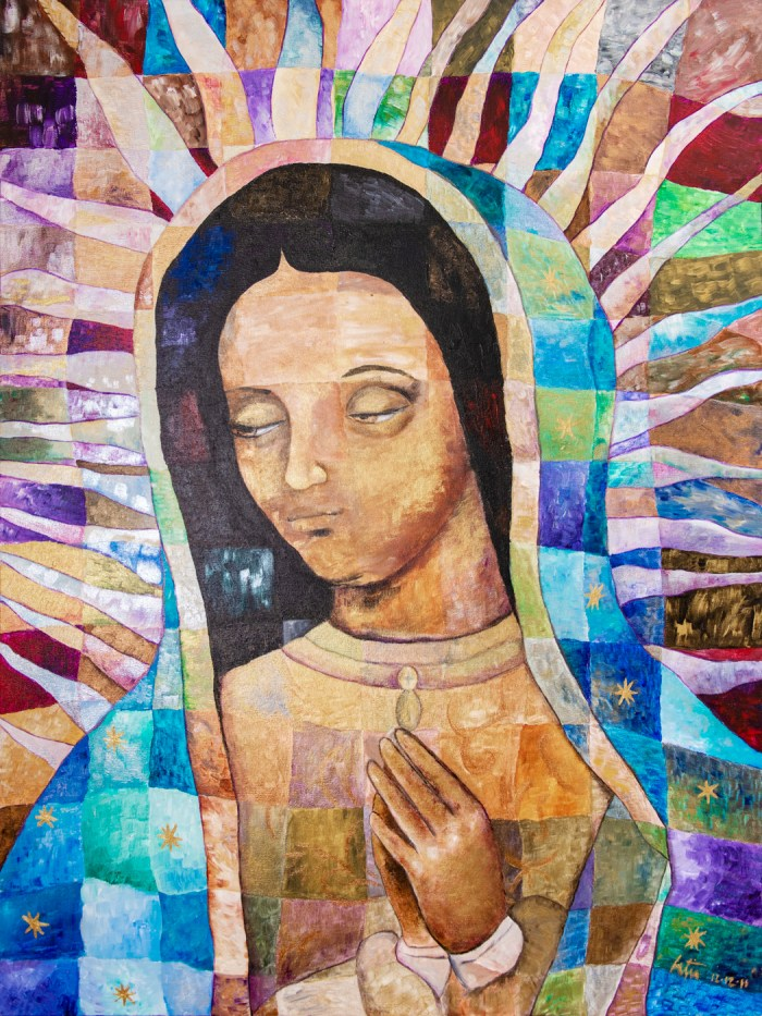 Our Lady of Guadalupe I Author Leticia Alvarez