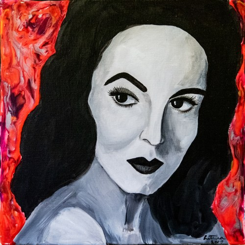 Maria Felix Author Leticia Alvarez