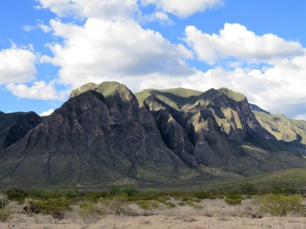 Cerro del Indio, en Jimulco, Torreón. Foto: Manuel Rodríguez