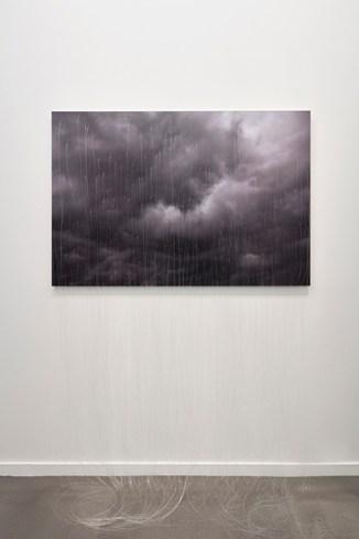 Vista de la exposición. Cortesía de Galeria Bendana Pinel
