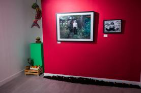 """Fotos de José. Imágenes de la exposición """"José Nava: A Fish Out of Water"""", The Koppel Project"""